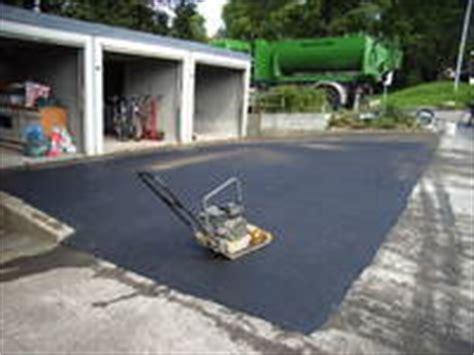 asphaltieren firmen garageneinfahrt asphalt loopele