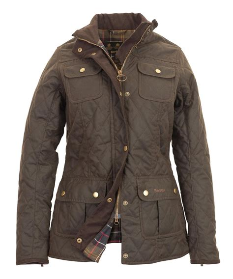 womens barbour quilted utility waxed jacket what to wear