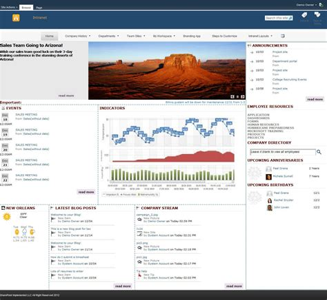 sharepoint knowledge management template spi s ready to use branded sharepoint intranet home site