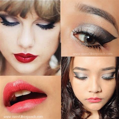 taylor swift inspired makeup taylor swift blank space inspired makeup tutorial will be