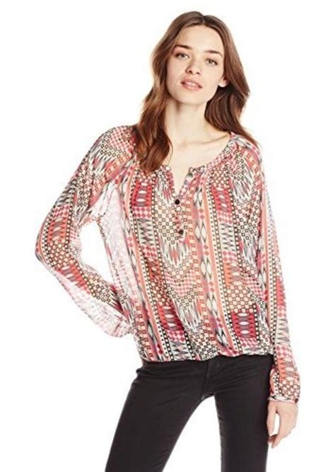 sanctuary sanctuary clothing s resort boho blouse