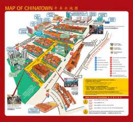 Covent Garden Zone - chinatown london map