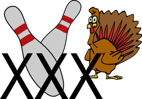 bowling clipart bowling turkey clip at clker vector clip