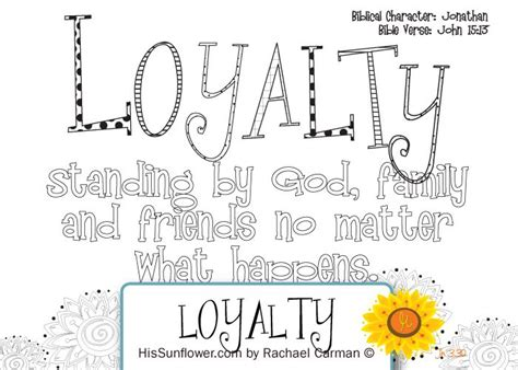 faithful loyal the timothy story books character quality loyalty rachael carman