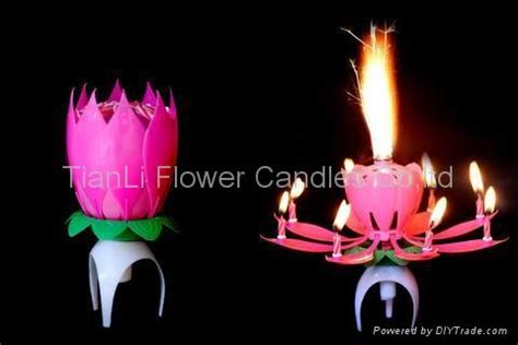 lotus candles china manufacturer candle stand home