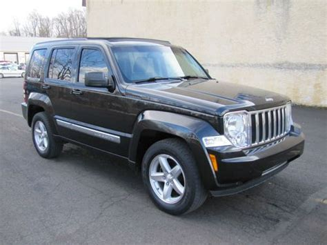 Best For Jeep Liberty Find Used Jeep Liberty Limited 4 Door Suv Soft Top Power