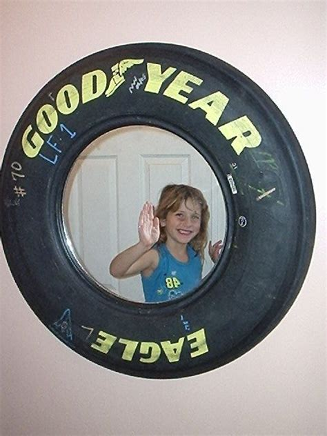 tire decor images  pinterest recycle tires