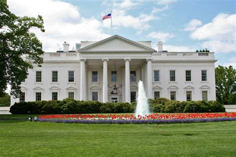 House Design Pictures In Usa by White House Washington Dc Ruebarue