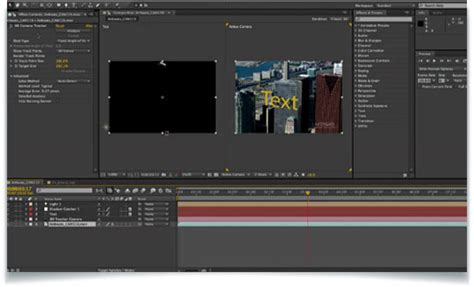 tutorial after effects camera exporting 3d camera tracker data from after effects to