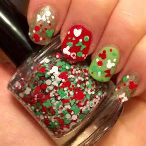 All new mickey inspired holiday nail polishes and much more