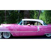 1956 Pink Elvis Cadillac DeVille 3  YouTube