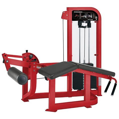 hammer strength select leg curl new primo fitness usa