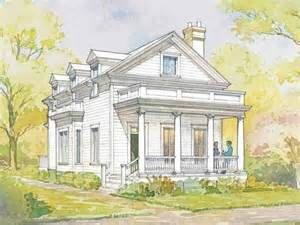 Historic Greek Revival House Plans Greek Revival House Plan With 1720 Square Feet And 3