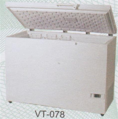 Freezer Ukuran Sedang low temperature chest freezer mesin raya