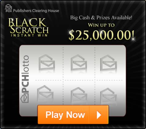 Pch Instant Win Scratch Card - what s new at pch in the month of may pch blog