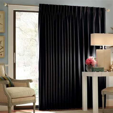 Curtains For Big Sliding Doors Interior Astounding Curtains For Patio Doors Give A Look In Your Lovely House Atlanta