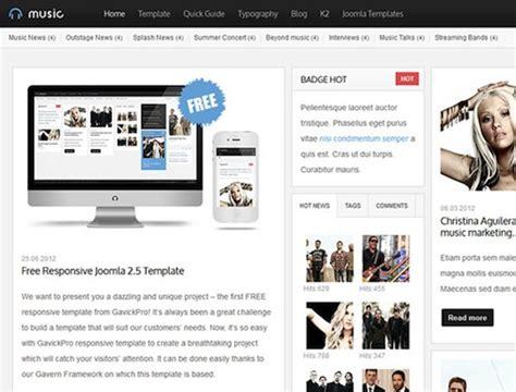 20 templates joomla responsive para ordenadores tablets