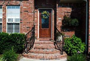 Brick Stairs Design Building Exterior Stairs With Bricks And Modern Tiles