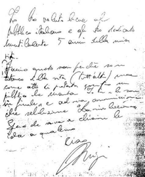 lettere di suicidio luigi tenco un suicidio al quale ci ostiniamo a non credere