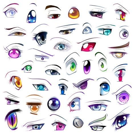 Anime Eyes | more anime eyes anime fan art 13922176 fanpop