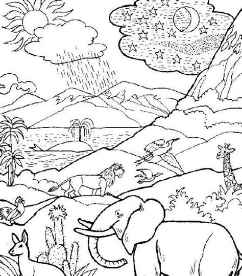 imagenes biblicas genesis dibujos cristianos dibujos del g 233 nesis para imprimir y