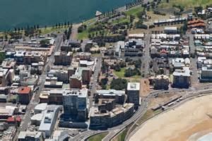 new year newcastle australia 2016 aerial view newcastle and cbd abc news