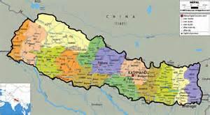 Nepal Maps by Nepal Map Hd Image