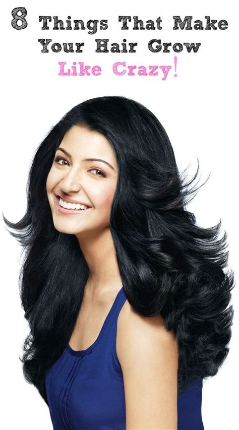 hairstyles that makes your hair grow 8 things that make your hair grow like crazy anushka