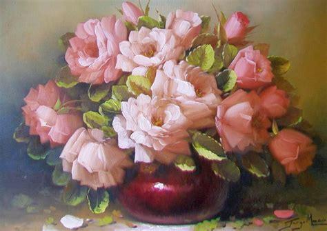 imagenes de flores pintadas al oleo cuadros modernos pinturas y dibujos flores pintadas al