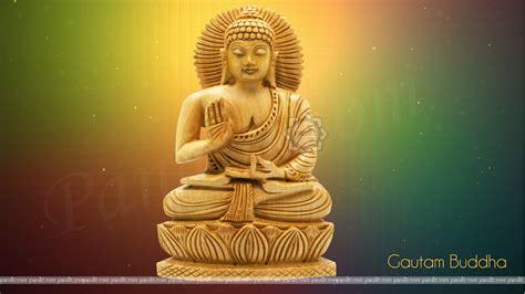 biography of gautam buddha lord gautam buddha wallpapers pandit com