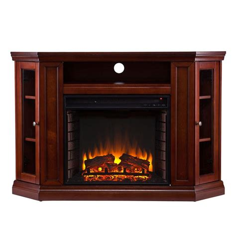 home depot media fireplace home decorators collection avondale grove 48 in media