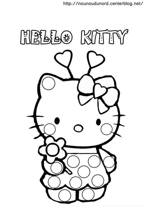 imprimer format dwg les 25 meilleures id 233 es concernant dessin hello kitty sur