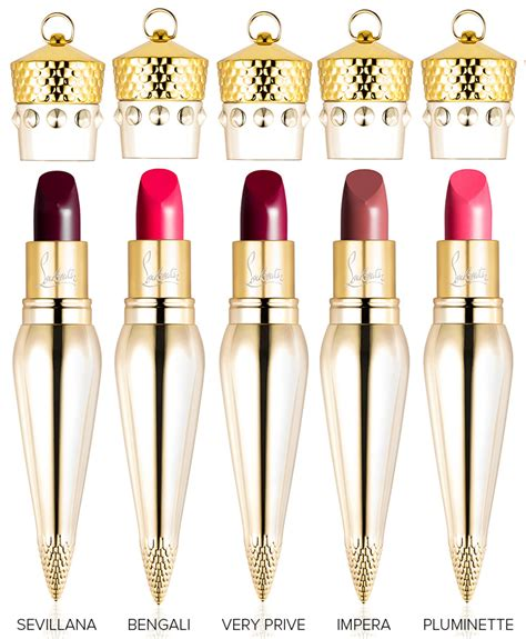 Christian Louboutin Velvet Matte Lip Colour Shade Rococotte christian louboutin beaute lip colour launches