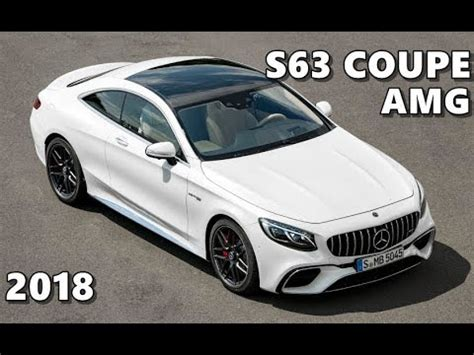 s63 2018 interior 2018 mercedes amg s63 coupe exterior interior
