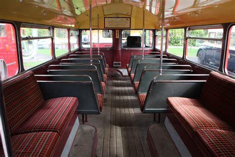 Interior In Routemaster Interior Lower Deck Tim Walton Flickr