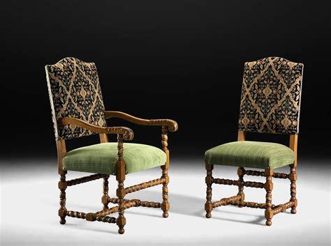 sedie stile antico poltrona in stile antico per tavolo da pranzo idfdesign