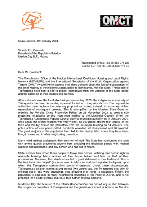 Sle Of Request Letter For Government Government Cover Letter Government Cover Letter