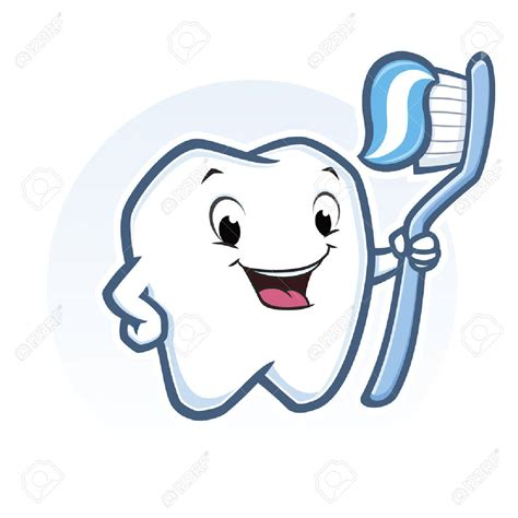 tooth clipart tooth and toothbrush clipart 101 clip