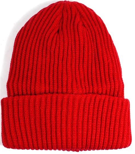 cheap knit hats wholesale winter knit cuff beanie hats solid