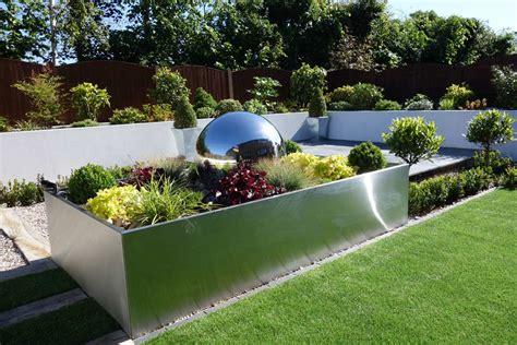 Formal Garden Design - garden portfolio chelmsford landscope gardens