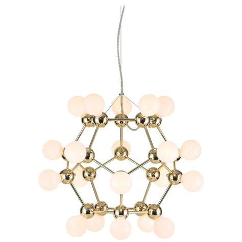 Lina 20 Light Sm Chandelier Geometric Dodecahedron In Dodecahedron Pendant Light