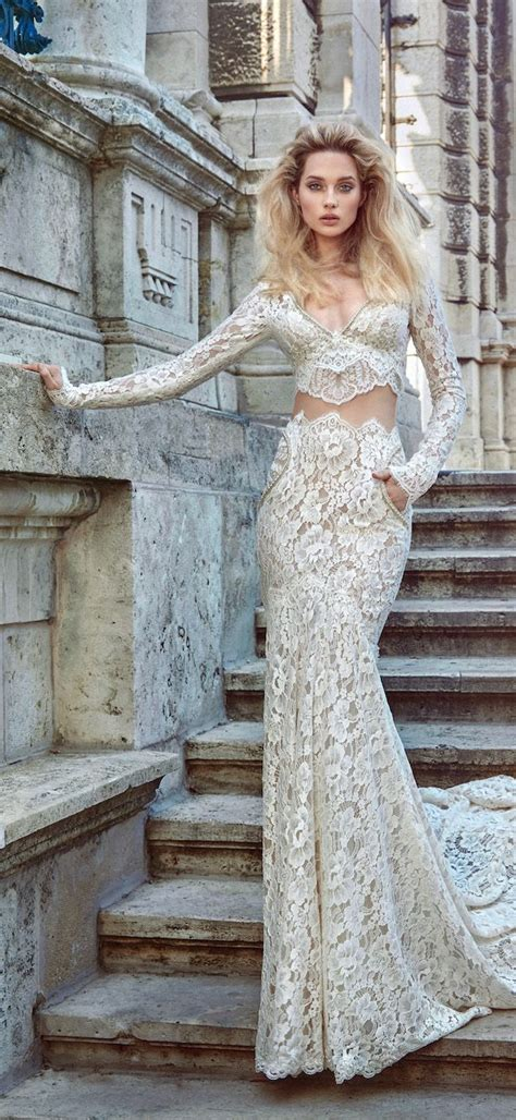 elegant wedding dresses with sleeves ohh my my