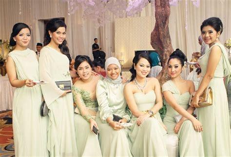Pagar Ayu, Dayang Dayang Sang Pengantin   Weddingku.com