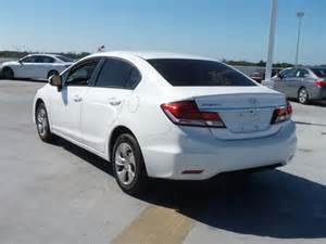 2014 Honda Civic Lx Sedan 2014 Honda Civic Sedan Lx Miami Fl 10594433