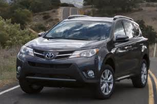 Toyota Rav 4 2014 2014 Toyota Rav4 Front Left Side Photo 15