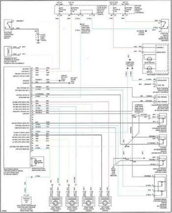 electronic brake control module circuit wiring diagrams