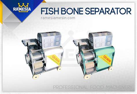 Mesin Giling Tulang Ikan mesin pengolah daging olahan laut