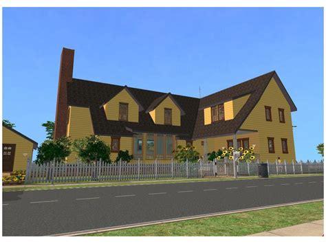 2 family house sims 2 yellow family house by ramborocky on deviantart