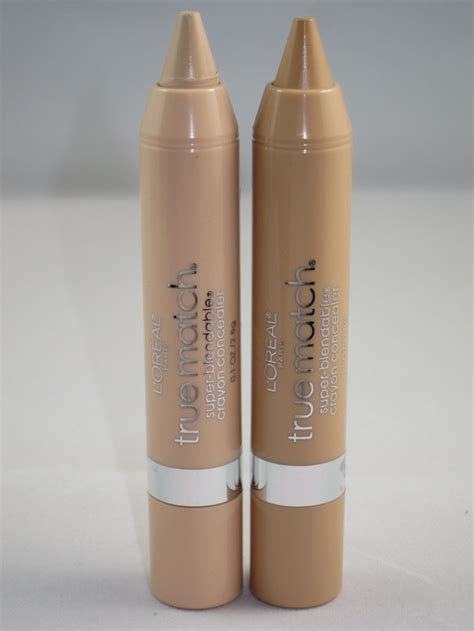 L Oreal True Match Blendable Concealer l oreal true match blendable crayon concealer review