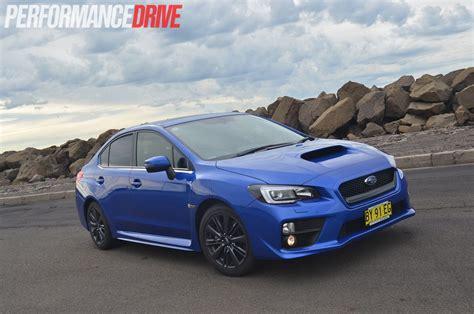 Wrx Subaru 2015 by 2015 Subaru Wrx Premium Review Performancedrive
